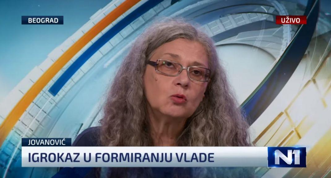 Drugi o nama: Jovanović: Jedino poslanici Sulejmana Ugljanina će biti opozicija