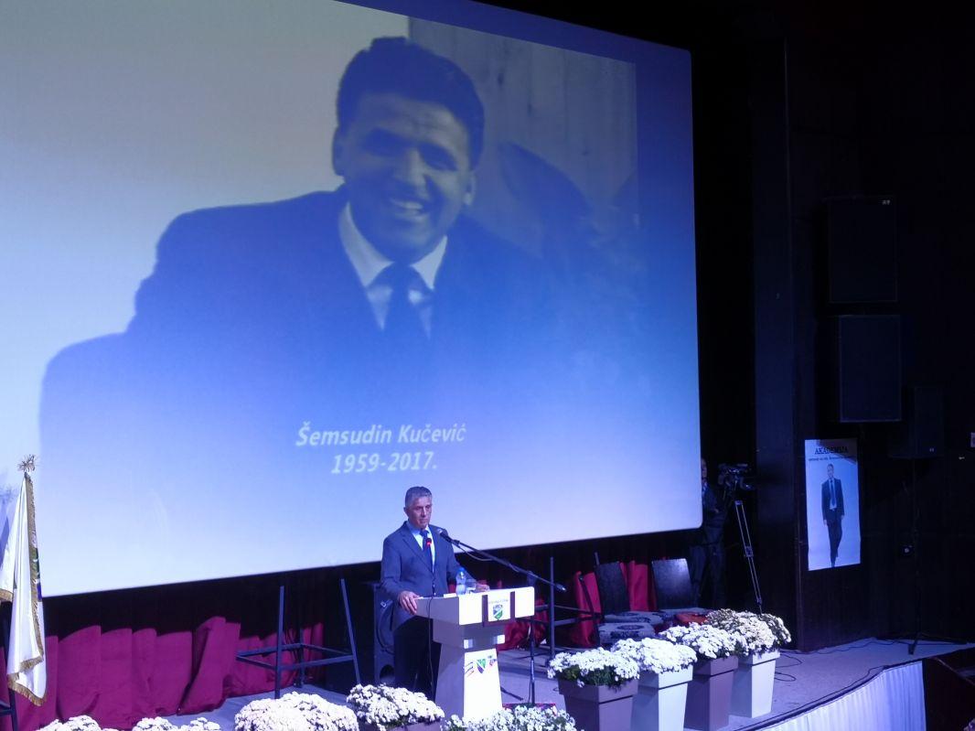 """AKADEMIJA SJEĆANJA """" ŠEMSUDIN KUČEVIĆ-ŠEMKO 1959-2017."""