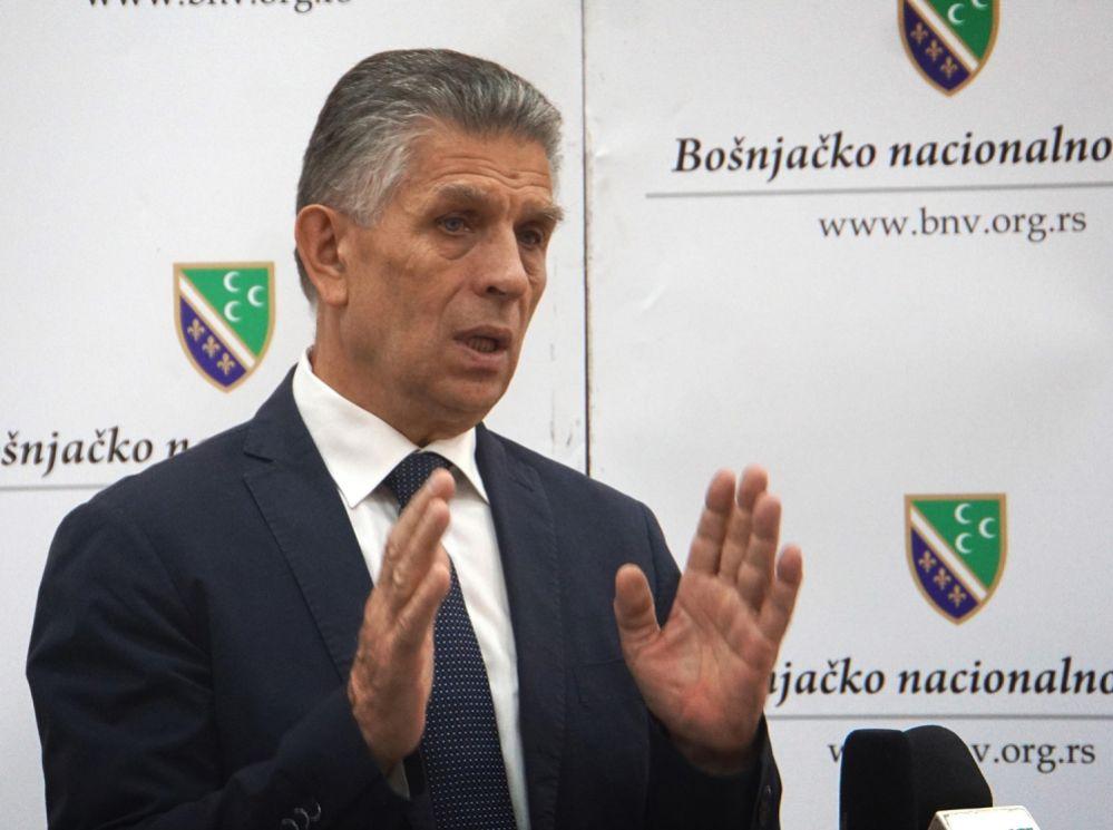 Patria: Nakon promjena u Srbiji gradićemo autonomiju Sandžaka