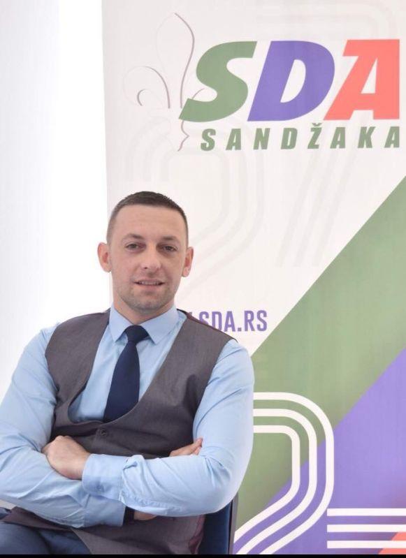 Drugi o nama, Tanjug: Škrijelj: SDA Sandžaka za smanjenje broja potpisa na 1000