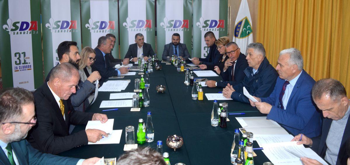 Drugi o nama, SNEWS: Ekonomski koridor Sandžaka i Kosova za spas privrede i poboljšanje demokratije