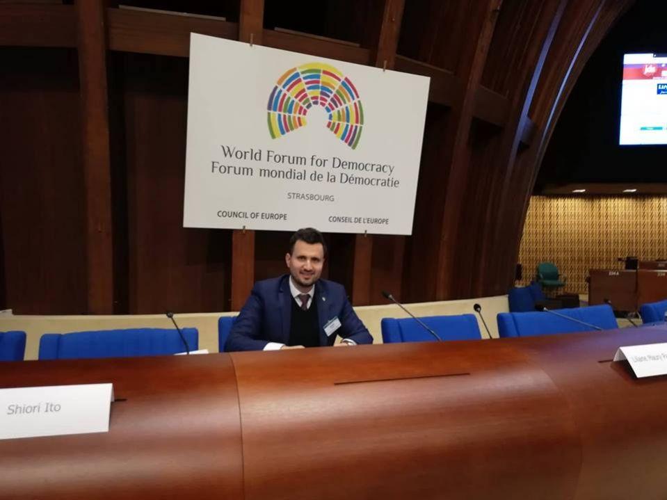 Predsjednik AM SDA Sandžaka učesnik Svjetskog foruma za demokratiju