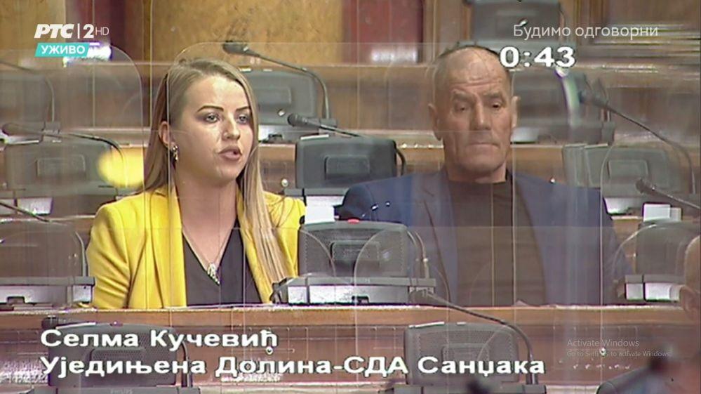 Vlada Srbije da prestane sa otežavanjem života građana Opštine Tutin | Video