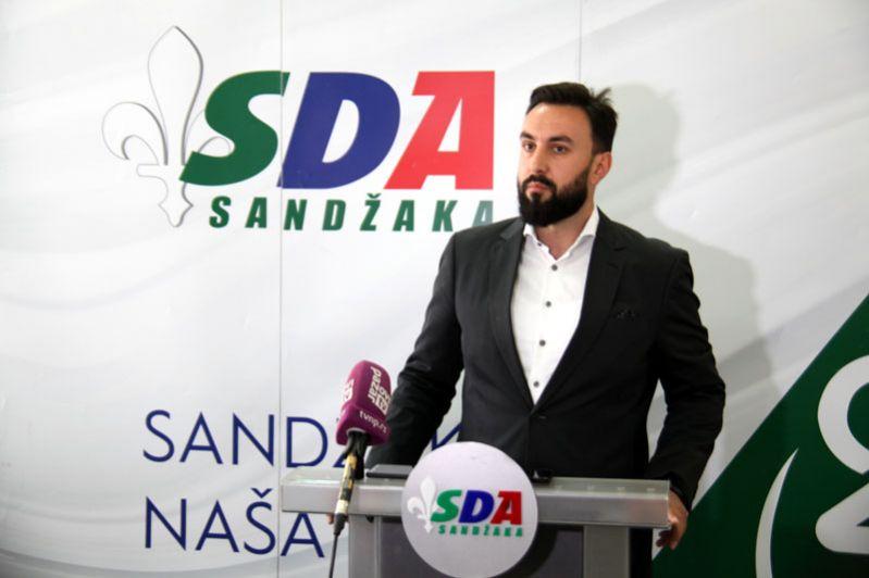 Sandžak definisati kao zasebnu izbornu jedinicu
