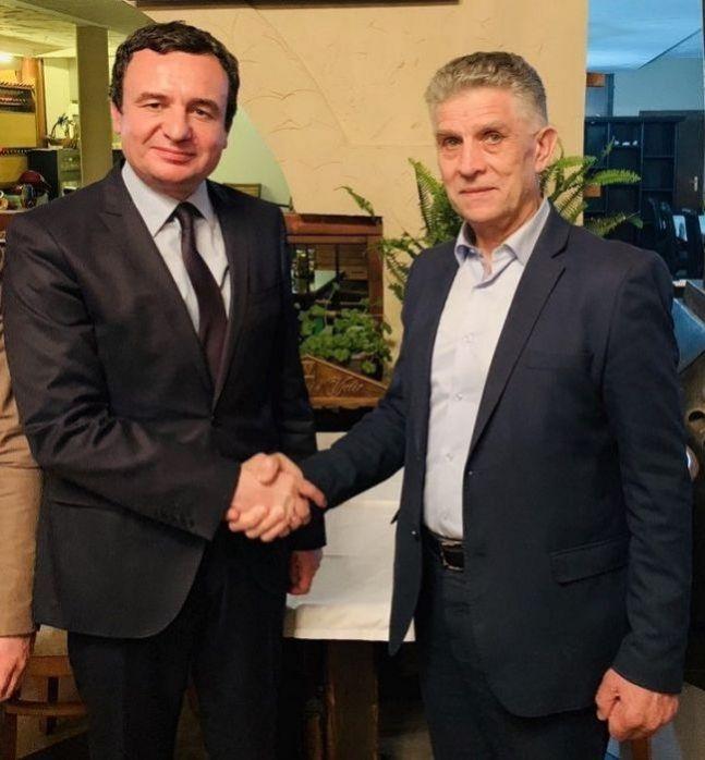Predsjednik Ugljanin čestitao potpisivanje sporazuma o formiranju Vlade Republike Kosova