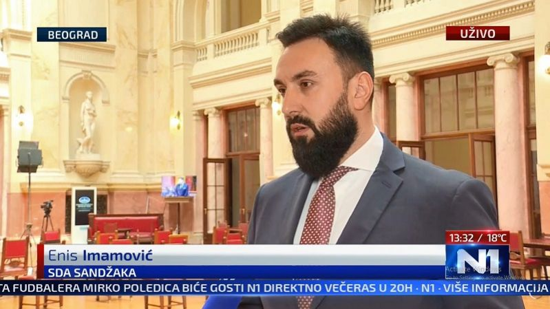 Sandžak definisati kao jednu izbornu jedinicu | Video