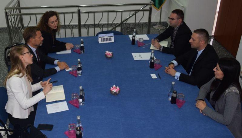 Zamjenik Ambasadora Kraljevine Švedske posjetio SDA Sandžaka