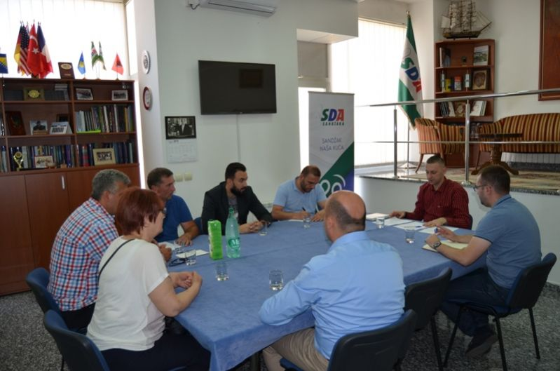 SDA Sandžaka o narednim koracima u zaštiti građana od policijskog nasilja