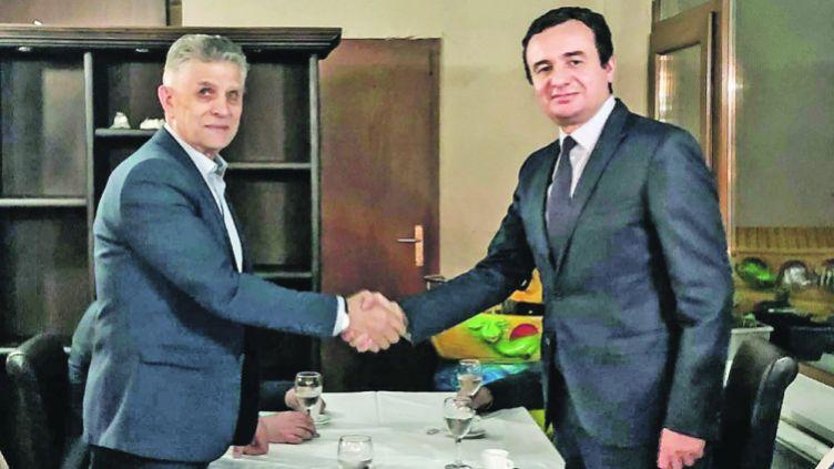 Izborna  pobjeda Samoopredjeljenja jak legitiman osnov za  razvoj Republike Kosovo