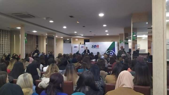 Izabrano rukovodstvo Organizacije žena u Tutinu