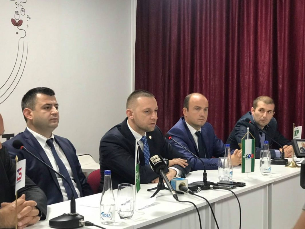 Predstavnici pet sandžačkih stranaka: Ubrzo sastanak sa Erdoanom
