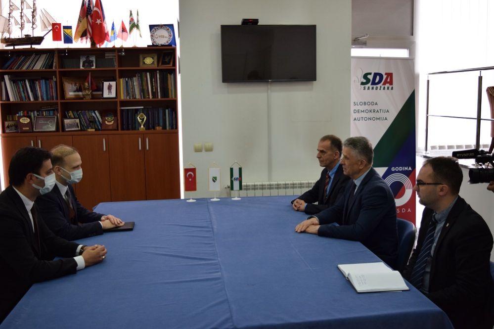 Otvaranje konzulata Turske vrhunac dobre međudržavne saradnje