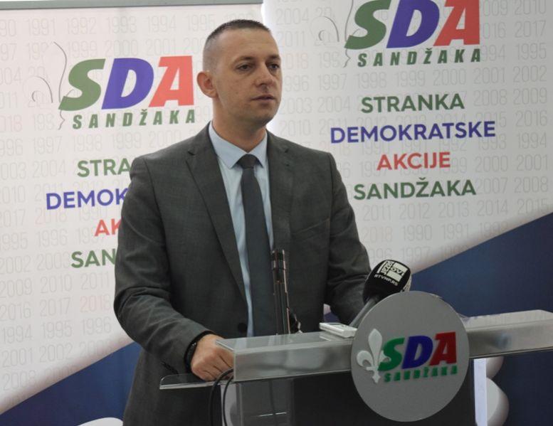 SDA Sandžaka podržala izbornu listu