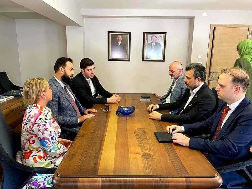 O SANDŽAKU I BOŠNJACIMA SA DELEGACIJOM VELIKE NARODNE SKUPŠTINE REPUBLIKE TURSKE