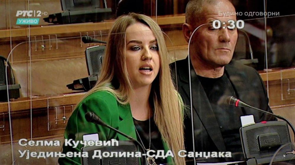 Ministarka Atanasković diskriminiše građane Sandžaka | Video