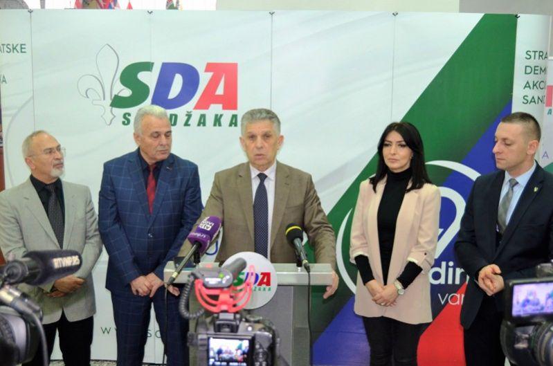 Usvajanje Platforme za rješavanje statusa Sandžaka ključni događaj u 2019. godini