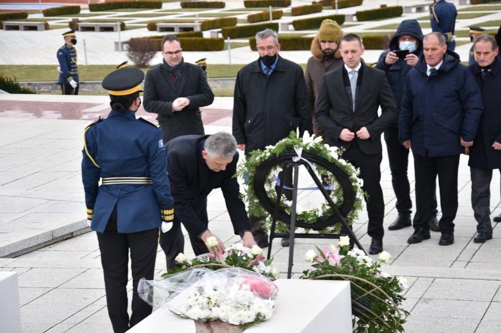 Poštovanje borbi za slobodu i bolji život svih građana Kosova