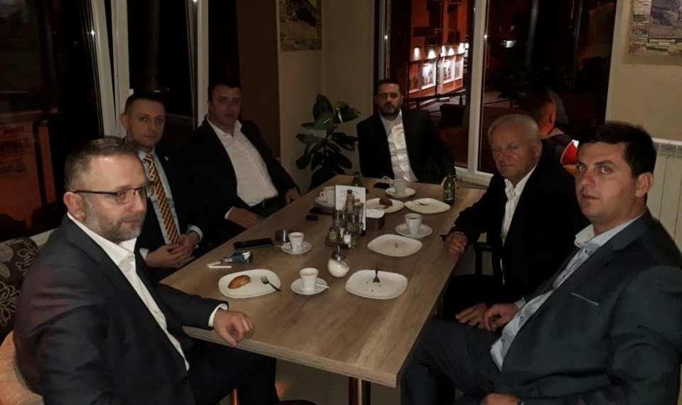 Delegacija SDA Sandžaka prisustvovala tradicionalnom iftaru u Petnjici