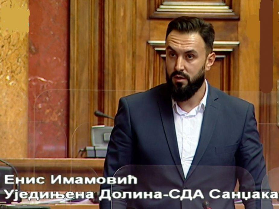 SDA Sandžaka neće podržati Ivicu Dačića za predsjednika Skupštine Srbije (Video)