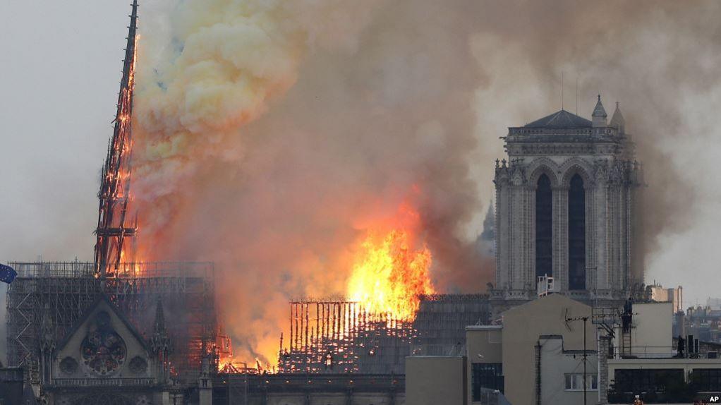 SDA Sandžaka izrazila saosjećanje sa narodom Francuske zbog požara u Notre Damu