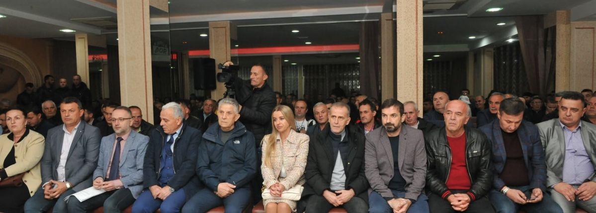 Izabrani novi organi ogranka Stranke u Tutinu