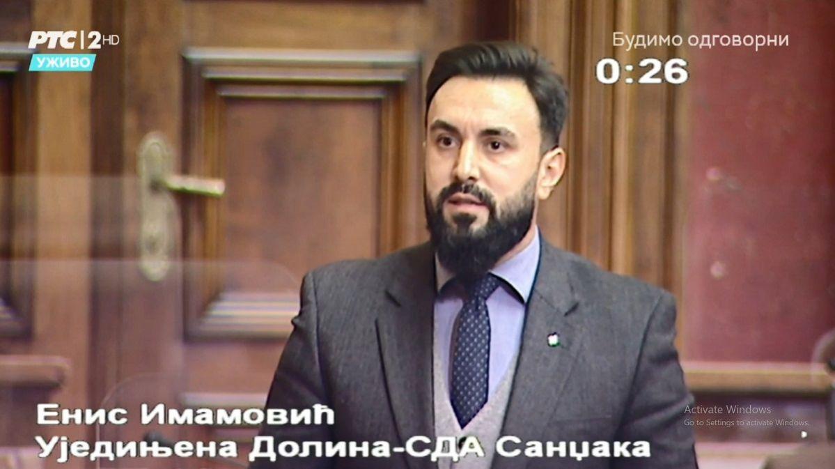 EU mora biti organizator dijaloga o izbornim uslovima (Video)