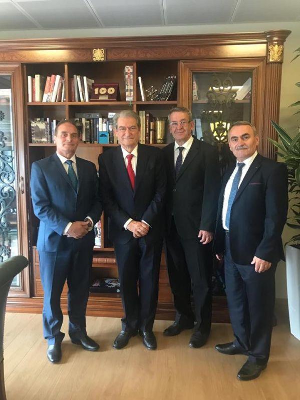 Predsjednik Beriša: Podrška za uspostavljanje specijalnog statusa za Sandžak