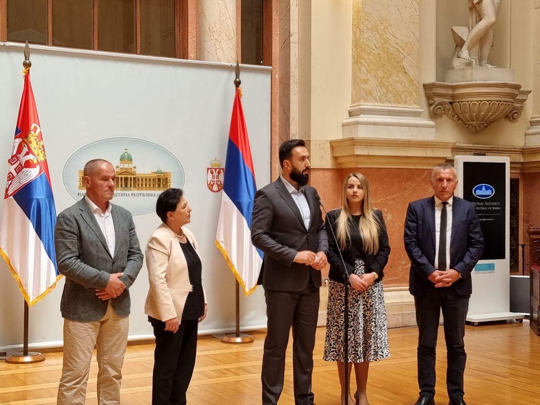Rezolucija o genocidu u Srebrenici je preduslov za mir