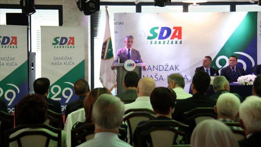 Svečanost povodom tri decenije od osnivanja SDA Sandžaka
