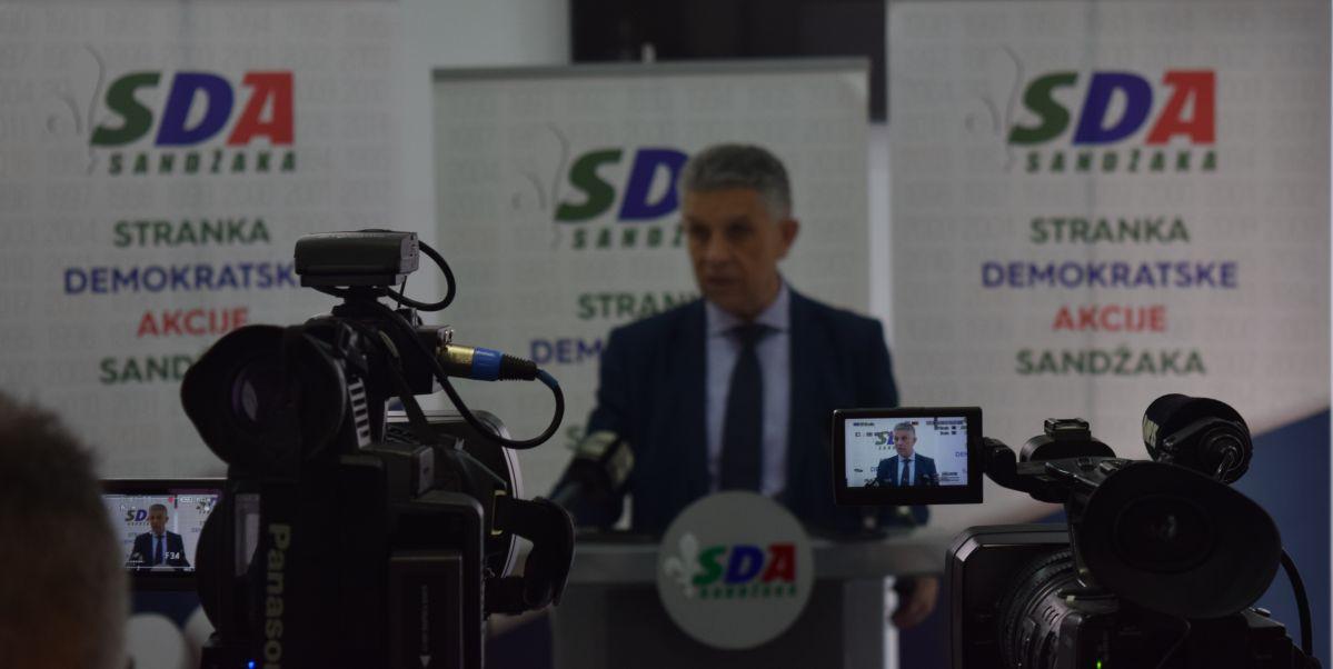 Mediji o nama, 29.05.2019. godine: Vučićev antibošnjački režim se plaši jedinstva Bošnjaka