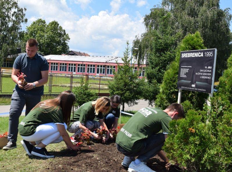 SDA Sandžaka obilježila 11. juli – Dan sjećanja na žrtve genocida u Srebrenici