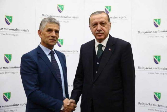 Drugi o nama, Agencija Anadolija: Ugljanin: Podržavam Erdogana u namjeri da uspostavi sigurnost duž granice sa Sirijom