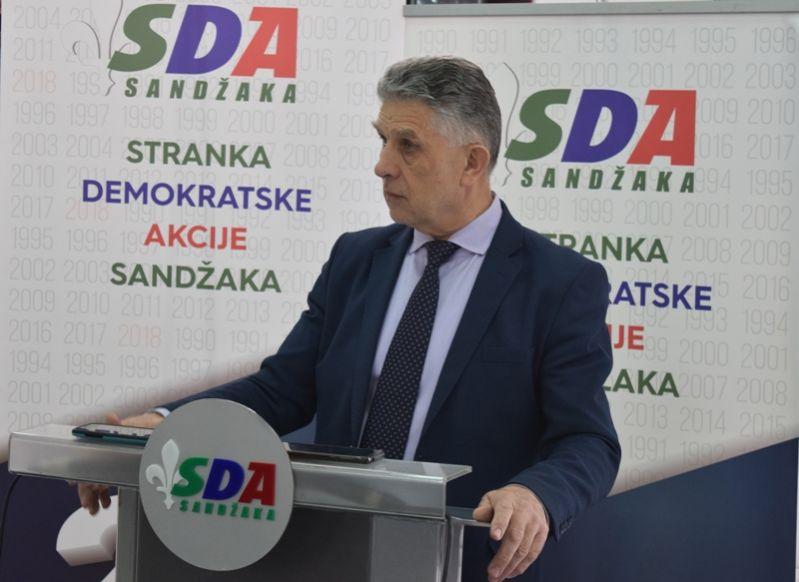 Konsenzus u Sandžaku