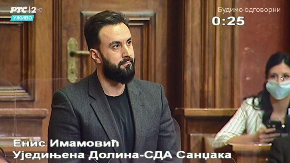 Danas se u institucijama Srbije negira genocid | Video