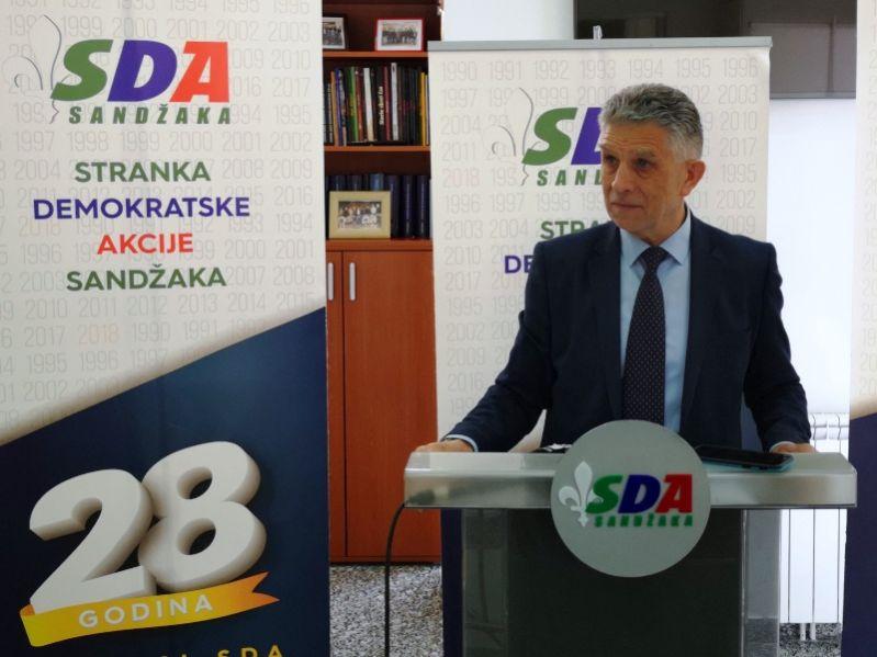 Džaferovićeva posjeta Sandžaku na opšte zadovoljstvo Bošnjaka