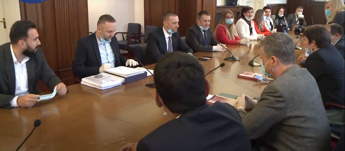 SDA Sandžaka predala listu za parlamentarne izbore