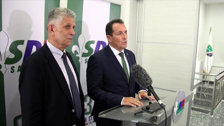 Cikotić: Istrajna i civilizirana politička borba SDA Sandžaka traje duže od tri decenije