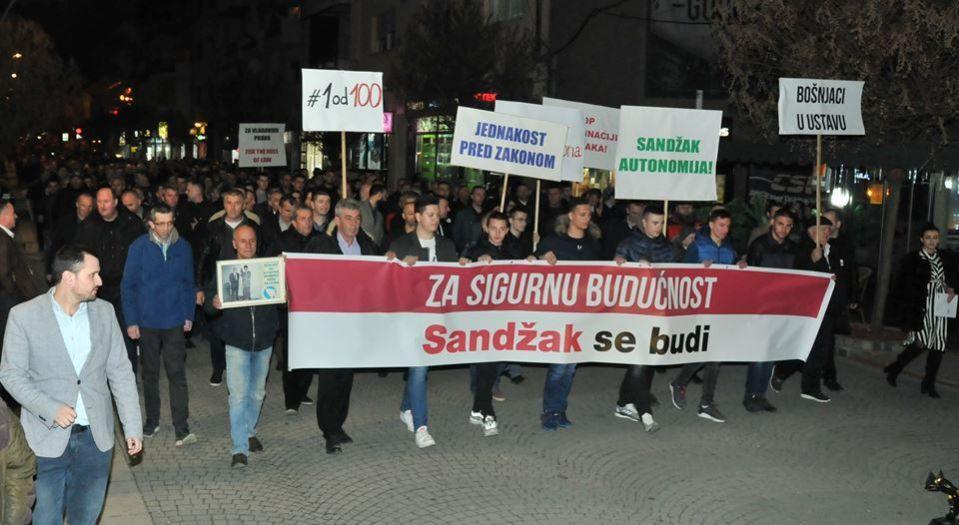 Georgiev (BIRN):  U Sandžaku jedini protivnik republičke vlasti Sulejman Ugljanin