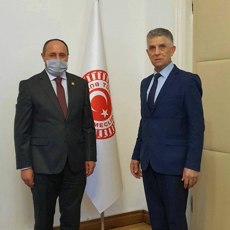 Jačanje institucionalne saradnje Turske i Srbije