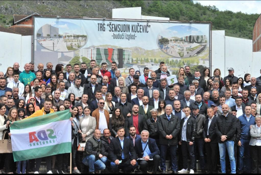 U Tutinu i Prijepolju predate liste kandidata za odbornike