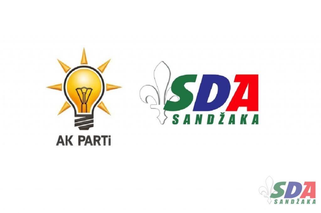 SDA Sandžaka čestitala pobjedu predsjedniku Erdoanu